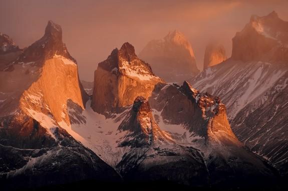 SSD-1 Amanecer en Torres del Paine