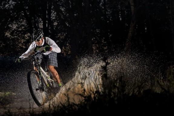 Jaime de Diego Mountainbike
