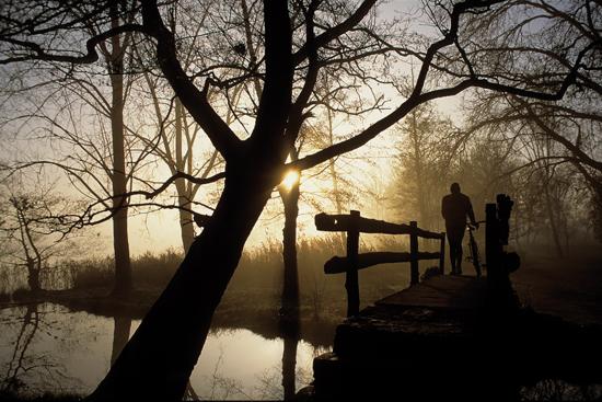 BANYOLES LAKE - GIRONA - SPAIN