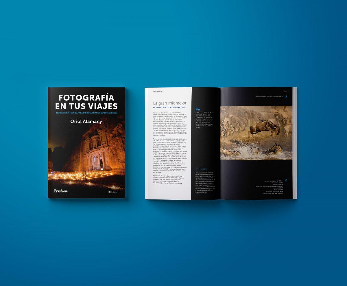 LIBRO FOTOGRAFíA EN TUS VIAJES, Orio Alamany